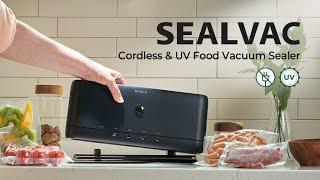 UV살균 위하임 무선진공포장기가 SEALVAC으로 돌아…