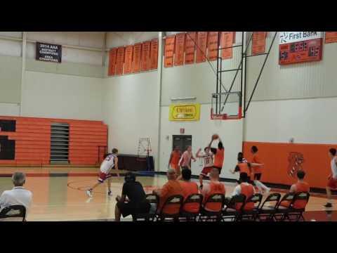 Jalen White #11 Burkburnett High School
