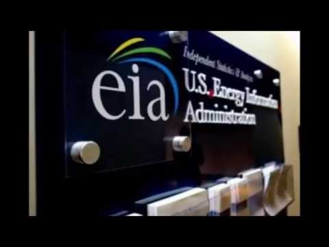 Urmila Mantondkar promoting U.S. Energy Information Administration (EIA)