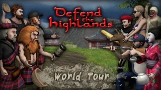 "Defend the Highlands: World Tour (PC) ""Get the porridge!"""