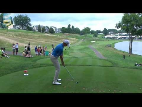 Daniel Berger's Tasty Golf Shots 2016 Travelers Insurance PGA Tournament