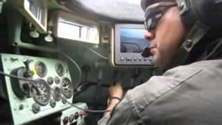 M17 Day Thermal Periscope - M113 Armored Personnel Carrier Install