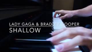 Shallow - Lady Gaga, Bradley Cooper (A Star Is Born 2018 - Piano Version) Video