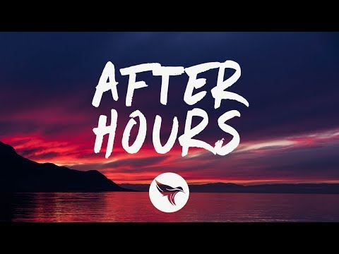 The Weeknd - After Hours  The Blaze Remix