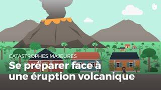 Se préparer face à une éruption volcanique | Catastrophe naturelle