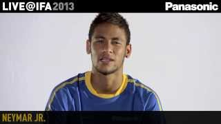 Neymar Jr. Invites You LIVE@IFA 2013