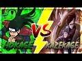 NARUTO ONLINE : NEW EON - KAZEKAGE VS HOKAGE AND AKATSUKI THE HOKAGE CHEATS!