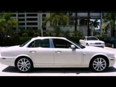 2008 Jaguar XJ XJ8  YouTube