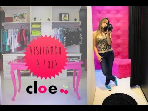 e2e080da3c826 Visitando a loja Cloe de Pouso Alegre - YouTube