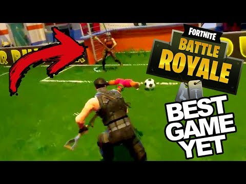 Our best game in Fortnite yet.