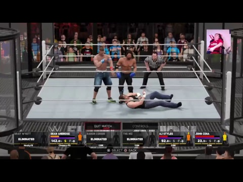 WWE 2K17 | with Jamie Bennett