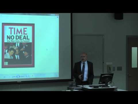 Pavel Palazhchenko Lectures at George Mason University