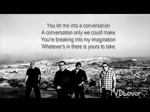 U2 Song for someone Lyrics