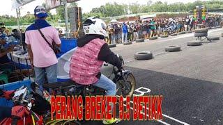 Perang breket 9.5 detik , latber Lsi mijen semarang