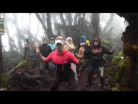 1ST IN MALAYSIA ZUMBA AT MOSSY FOREST, GUNUNG IRAU