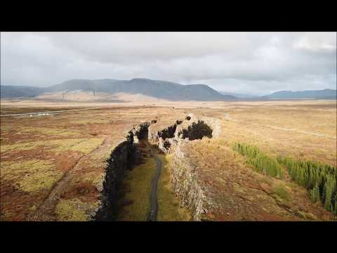 Tectonic plates of Iceland