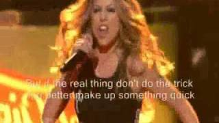 Heart & Fergie - Barracuda (Lyrics)