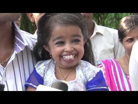 World's Smallest Woman Jyoti Amge now in Bollywood