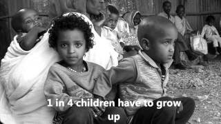 Children In Poverty 2 Minutes Movie Project (Final Cut)