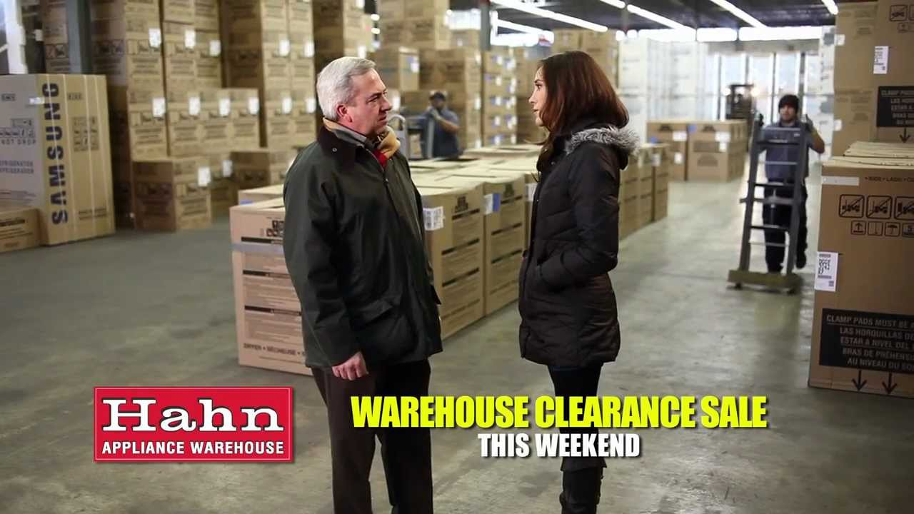 hahn appliance commercial spot youtube
