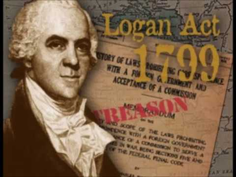 What is The Logan Act?