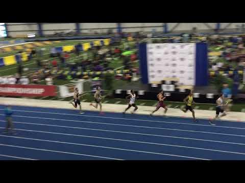 Morningside College Men's 4x800m Relay Team 2019 Indoor Nationals