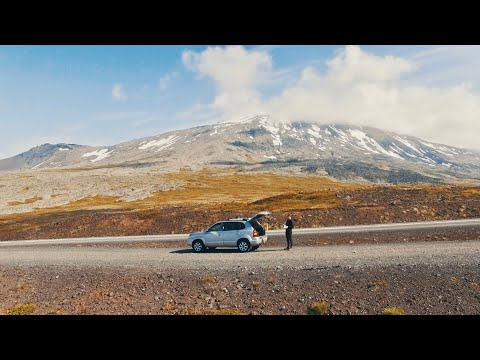 Iceland Cinematic Travel Film