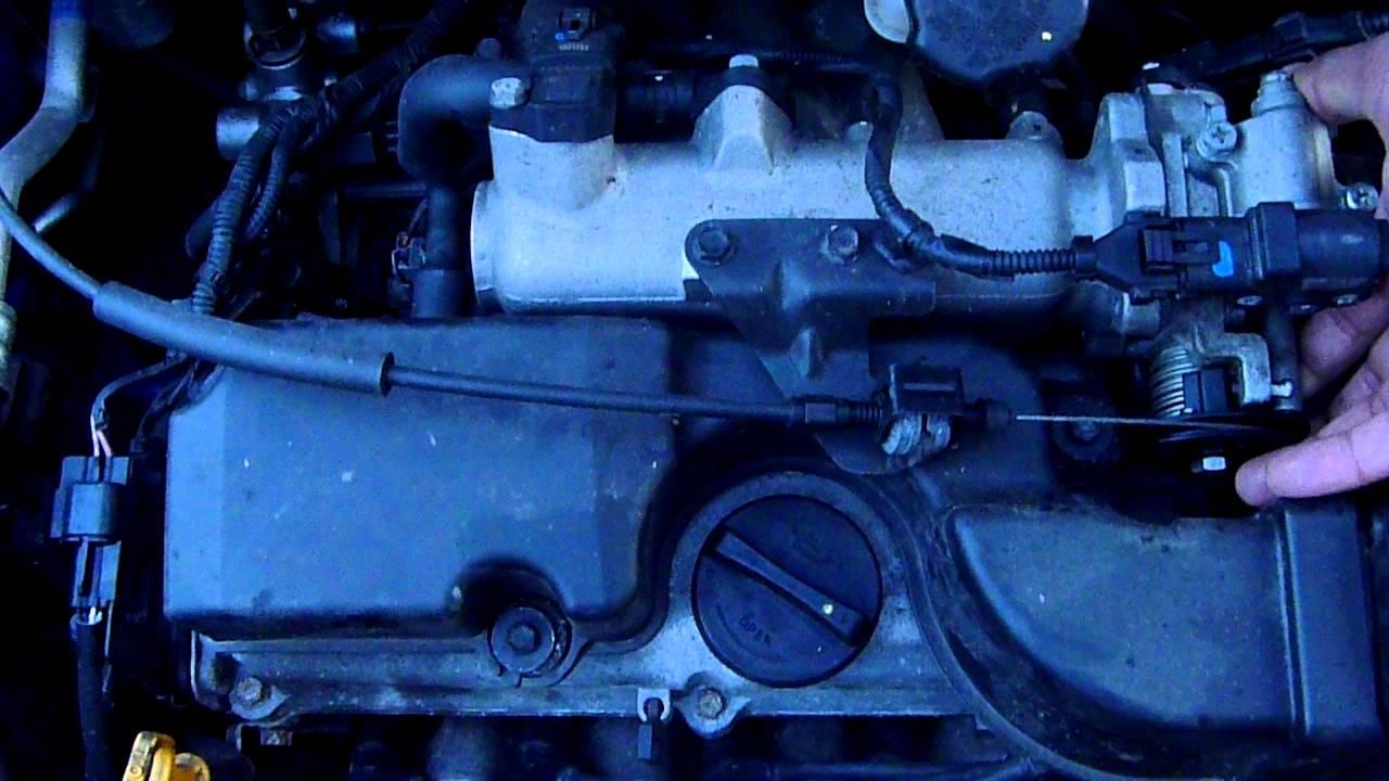 2010 KIA PICANTO 11 ENGINE  G4HG  YouTube