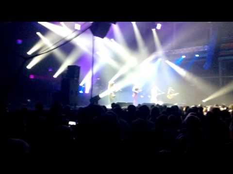 Katzenjammer - London Calling (Clash Cover) - Live @Zenith, Die Kulturhalle, 17/12/2015