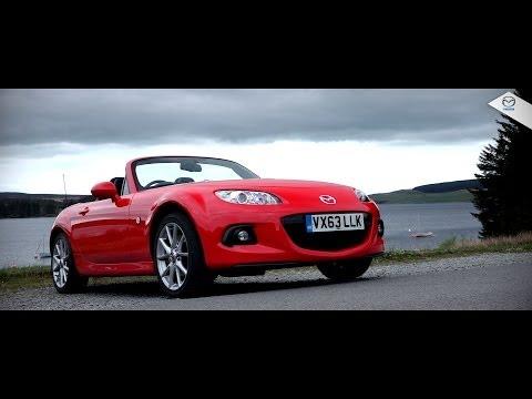 Mazda MX-5: Celebrating 25 years of an icon - Mazda UK