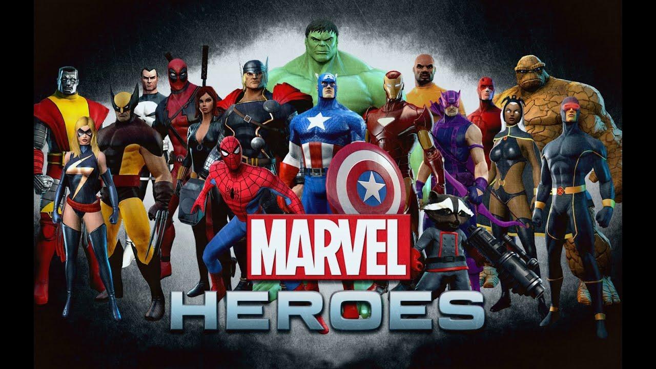 Marvel Iphone Wallpaper Marvel Sturm Der Superhelden Android Ios Ipad Iphone App