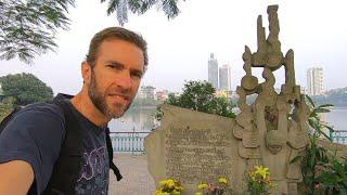 Visiting Where John McCain's Plane Crashed in Vietnam