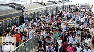 Транспортные компании Китая перешли на летний график(Поездки летом Телеканал CCTV-русскийЦентральноготелевиденияКитая. Впрограммепередаютсявсеважныемировые..., 2016-07-04T03:34:01.000Z)