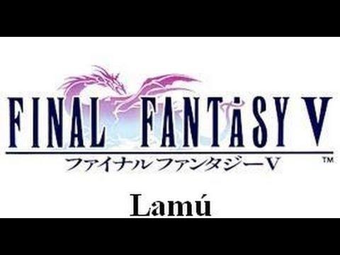 Final Fantasy V: Invocaciones: Lamú