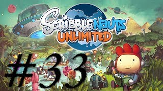 Scribblenauts Unlimited Gameplay PL #33 - Camelcase Oasis
