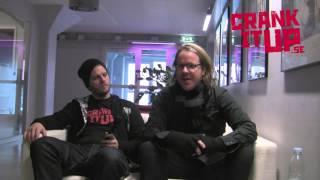 Burton C. Bell (FEAR FACTORY) interview 2010