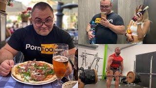 Droga do 1000kg raw z Monster Power#32-Wyjazd do Krakowa,Słabszy tydzień/Co po drodze do 1000kg?