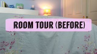 (before) Room Tour!