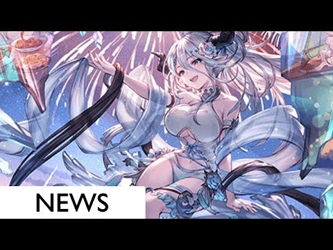 Suggestive Artwork Changed In English Version Of Granblue Fantasy | CG News