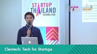 Clentech: Tech for Startups