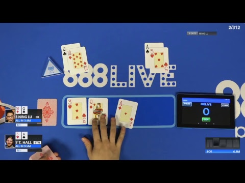 888Live London Main Event: Day 3