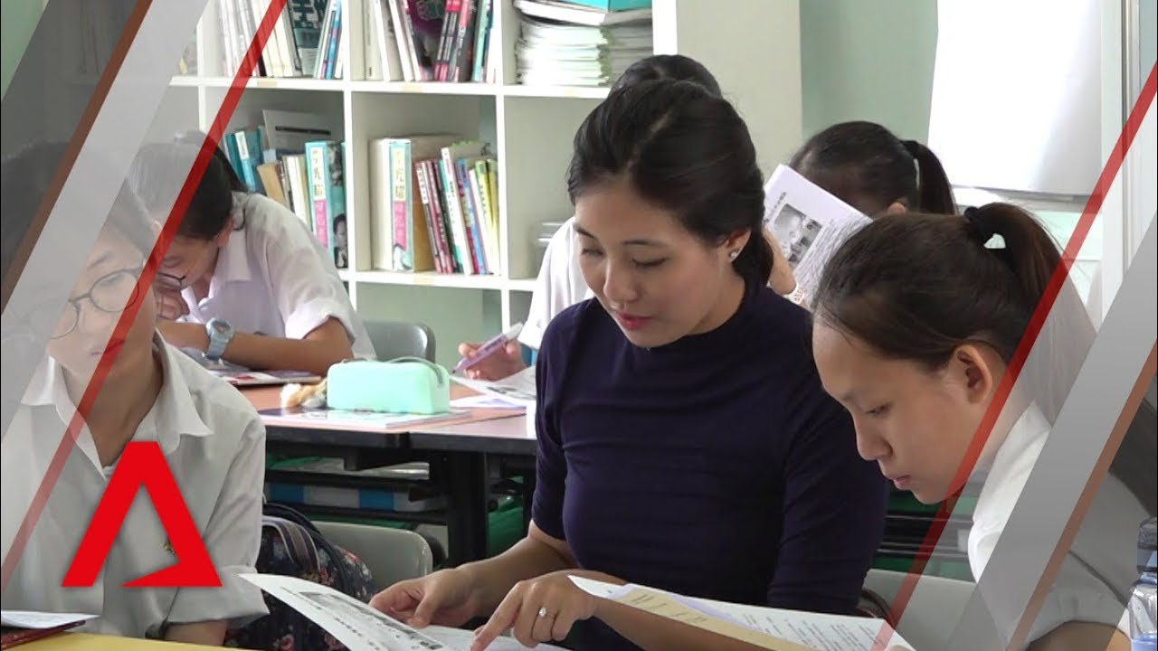 How Singapore's Chinese lessons have changed | Part 1