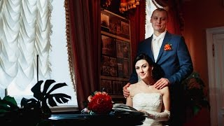 Свадебный клип Дмитрий и Анна. Видеограф Валерий Шамшин.