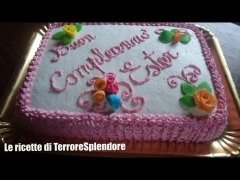 Torta Di Compleanno Youtube