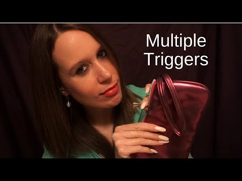 ASMR ONE HOUR Multiple Trigger Assortment [Tapping, Scratching, Crinkles, Lotions AND MORE] from YouTube · Duration:  1 hour 13 minutes 1 seconds