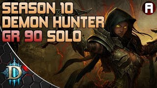 Season 10 | Demon Hunter - Solo | GR90 | Shadow Impale (Rank 116)