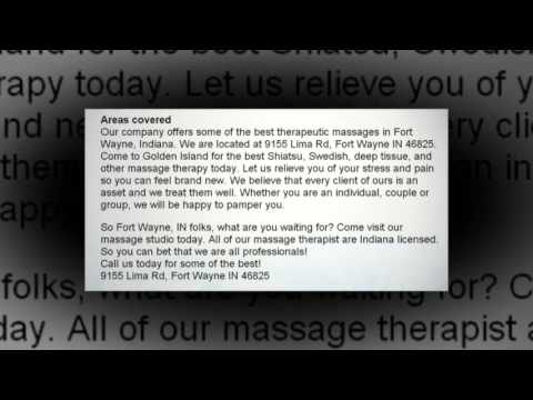Massage Fort Wayne Indiana