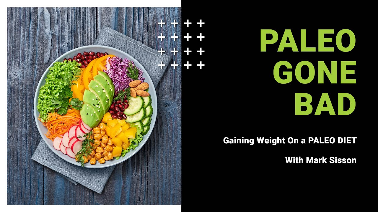 how to gain weight on a paleo diet