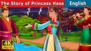 The Story of Princess Hase Story | Stories for Teenagers | English Fairy Tales