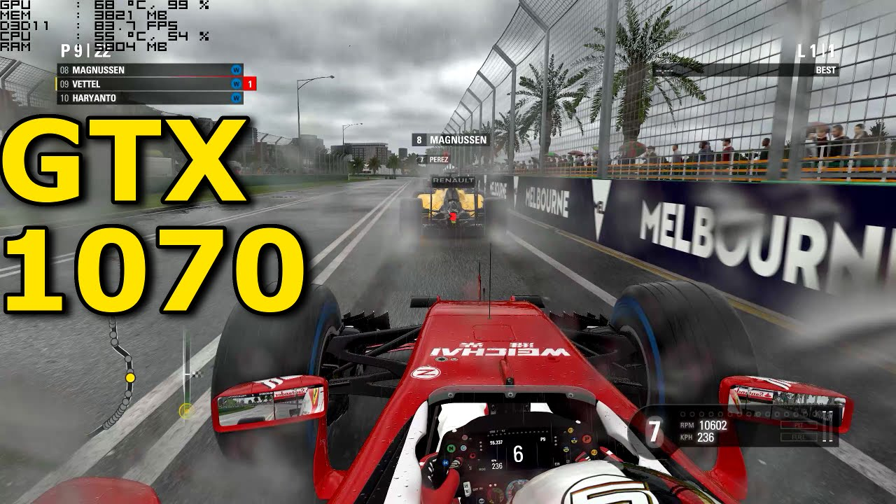 f1 2016 pc ultra gameplay benchmark gtx 1070 youtube. Black Bedroom Furniture Sets. Home Design Ideas